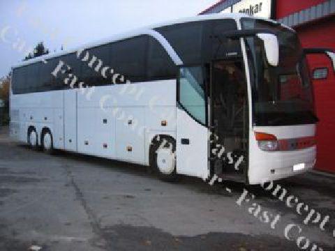 autocar de tourisme d occasion setra 416 hdh. Black Bedroom Furniture Sets. Home Design Ideas